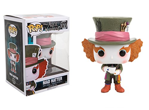 Funko POP Disney: Alice in Wonderland Action Figure - Mad Ha
