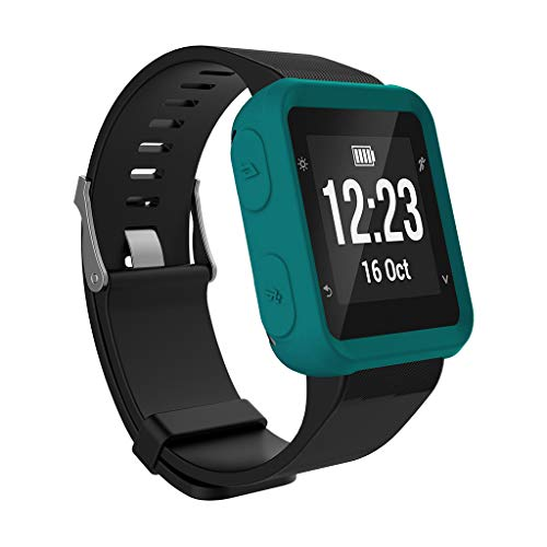 Cicitop Silicone Cover 35 Approach Sport Watch(Teal)