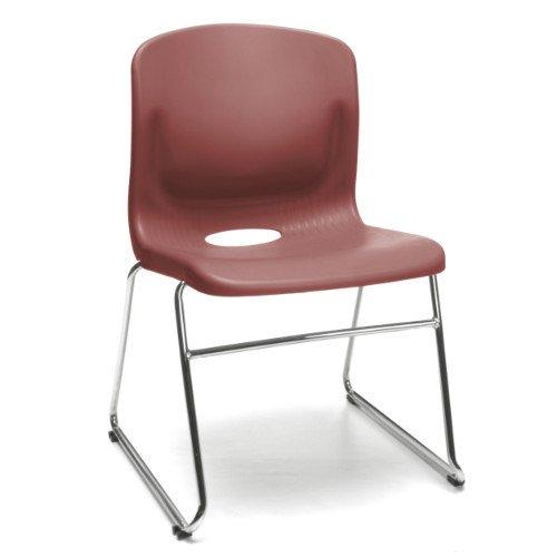 Ofm Ganging Bracket - OFM 315-A10 Multi-Use Plastic Seat and Back Stacker