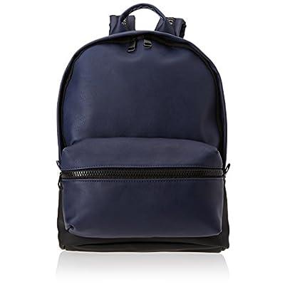 d262b863ede7 hot sale Backpack BIKKEMBERGS item 7BDD8702 DB-HIDE BACKPACK ...
