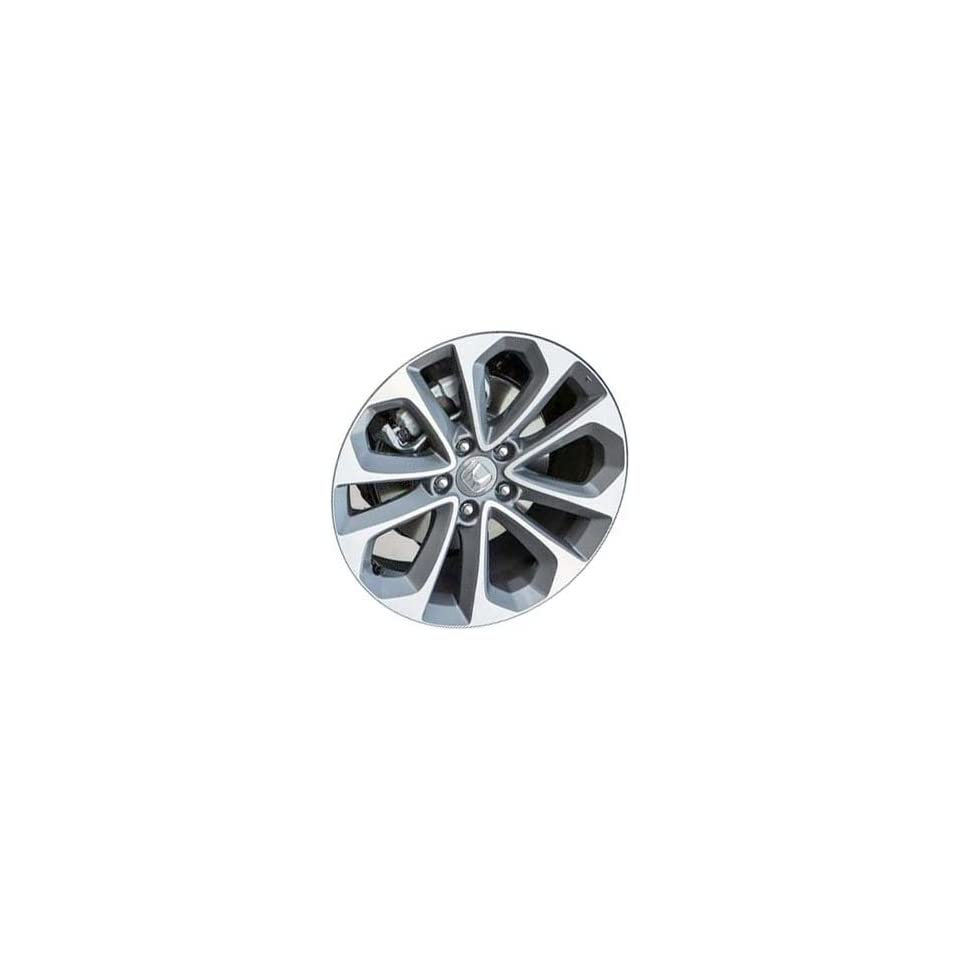 18 Inch 18  2013 13 Honda Accord Sport Factory Original Oem Alloy Aluminum Wheel Rim Wheels Rims T2a18080a 64048 560 64048 18x8