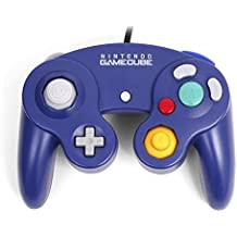 Old Skool GameCube / Wii Compatible Controller - Purple
