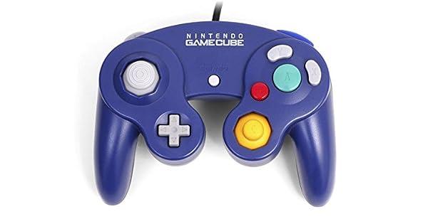 GameCube Controller Purple (GameCube) [GameCube] [importación inglesa]: Amazon.es: Videojuegos