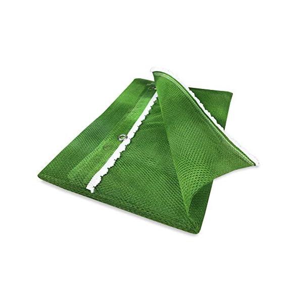 Tex family Tenda Rete ZANZARIERA da Esterno Giardino Balcone sfumato Verde CM.150X250 2 spesavip