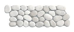White Pebble Tile Border 1 Piece 4