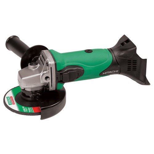 Hitachi Cordless Switch (Hitachi G18DSLP4 18V Cordless Lithium-Ion 4-1/2 in. Angle Grinder (Bare Tool) (Certified Refurbished))