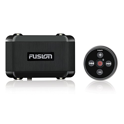 Fusion MS-BB100 Marine Black Box Entertainment System w/Bluetooth Wired Remote by Fusion