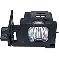 Panasonic PT-61DLX76 rear projector TV lamp with housing - high quality replacement lamp