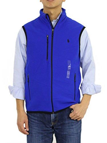 Ralph Lauren Polo Mens Performance Fleece Pony Vest (Medium, - Vest Big Pony Polo For Men