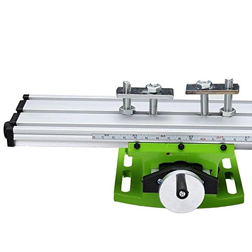 Multifunction Worktable Milling Working Table Milling Machine Compound Drilling Slide Table For Bench Drill by MYSWEETY (Image #4)
