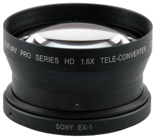 Century 1.6X HD Tele-Converter EX1/EX3