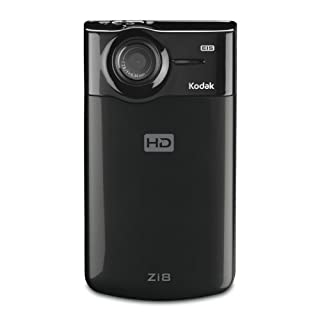 Kodak Zi8 Pocket Video Camera - Black (Discontinued by Manufacturer) (B002HOPUPC) | Amazon price tracker / tracking, Amazon price history charts, Amazon price watches, Amazon price drop alerts