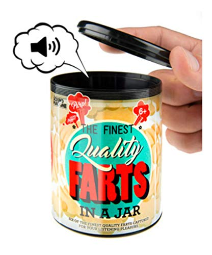 Farts in a Jar A Collection of gassy Sound Effects That Doesn't Stink from Unknown