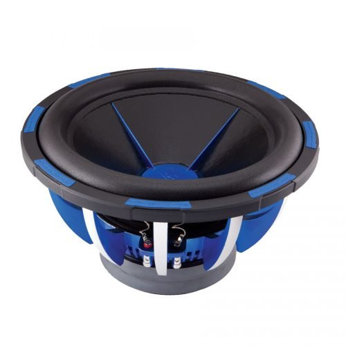 (Power Acoustik MOFO 12-Inch Competition Subwoofer Dual 2-Ohm Voice Coils)