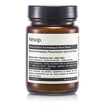 Aesop Resurrection Aromatique Hand Balm - 120ml/4oz (Resurrection Aromatique Hand Balm)