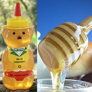 Bear-chan honey 340g wild - Shop Portugal Online
