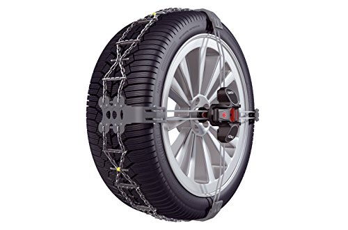 Volvo Steel Rims - Konig K-SUMMIT K44 Snow chains, set of 2