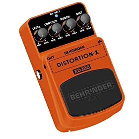 BEHRINGER DISTORTION-X