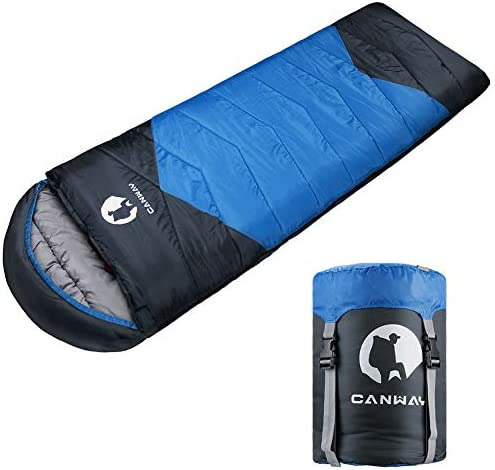 CANWAY Compression Lightweight Waterproof Backpacking product image