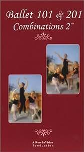 Ballet 101 & 201, Combinations 2 - DVD