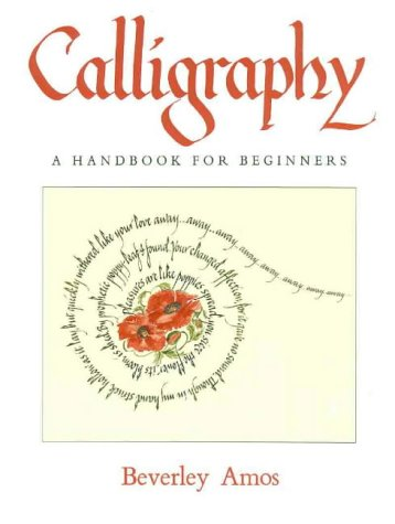 Ebook Calligraphy A Handbook For Beginners Free Pdf