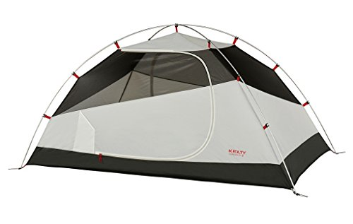 Kelty Gunnison 2 with Footprint (Light Grey/Dark (Kelty Gunnison 3 Person Tent)