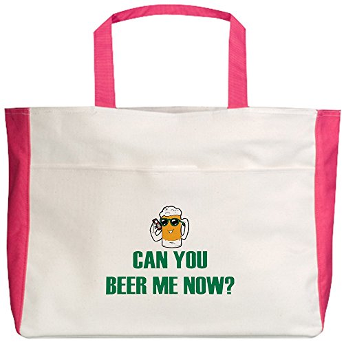 royal-lion-beach-tote-2-sided-can-you-beer-me-now-beer-mug-fuchsia