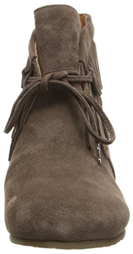 Souls Dark Bettie Fringed Gentle Women's Bootie Brown axXndTfq