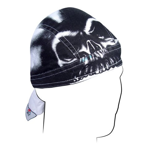 Zanheadgear ZSG031 100% Cotton Road Hog Flydanna Bandanna, Airbrushed -