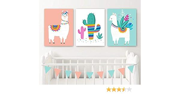 Nursery Animals South America nursery Art print watercolor Llama cria cute baby animals baby lama 8x10 Baby Llama  cute Llama print