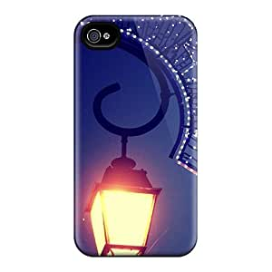 Iphone 4/4s Case Cover With Shock Absorbent Protective YSfkevk4409UnCHl Case by icecream design