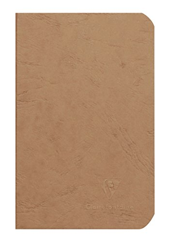 Clairefontaine 73410°C Notebook Internal Smooth, 96Pages, Colour Havana