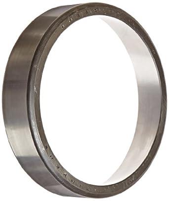 "Timken HM220110 Tapered Roller Bearing, Single Cup, Standard Tolerance, Straight Outside Diameter, Steel, Inch, 6.1800"" Outside Diameter, 1.3386"" Width"