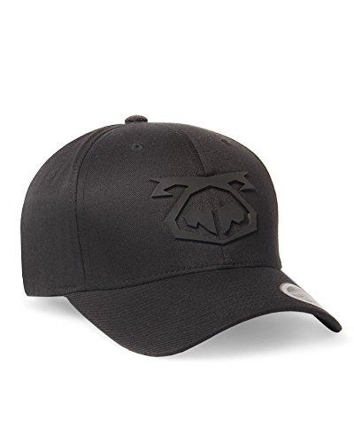 Nasty Pig Snout Cap (S/M 6-3/4 to 7-1/8, Black)