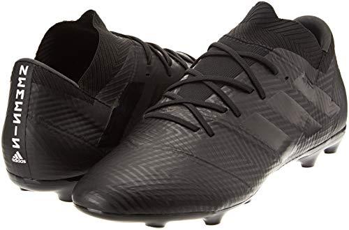 core Calcio core Nemeziz Nero Adidas Black Scarpe Da White Black Uomo 18 ftwr 2 Fg xPW1wgqp