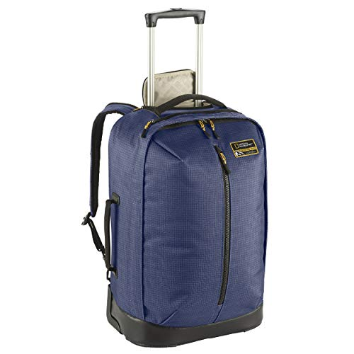 Eagle Creek National Geographic Adventure Convertible Carry-on, Cosmic Blue