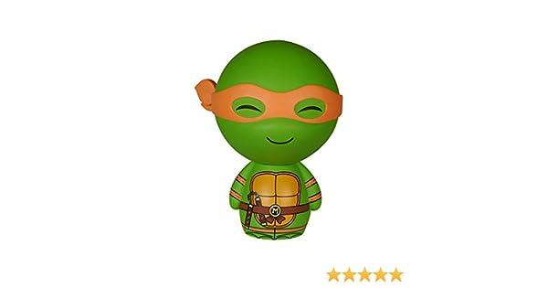 Tortugas Ninja Vinyl Sugar Dorbz Vinyl Figura Michelangelo 8 cm