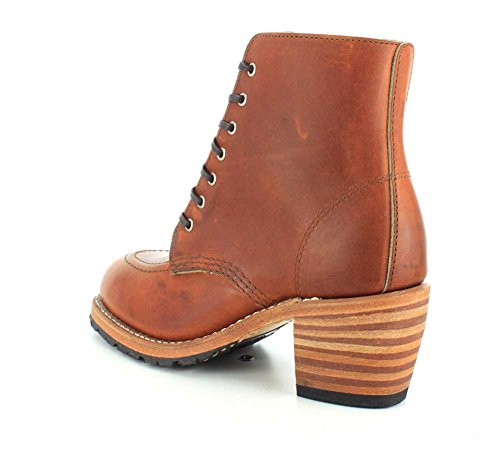 Marron Shoes oro Braun Bottes Red Legacy Femme Wing xA51InwqO