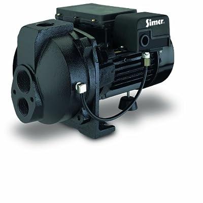 Simer 3210C 1 HP Convertible Deep Well Jet Pump