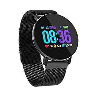 Amazon.com: Running Watch Smartwatch with Built-in Sports ...
