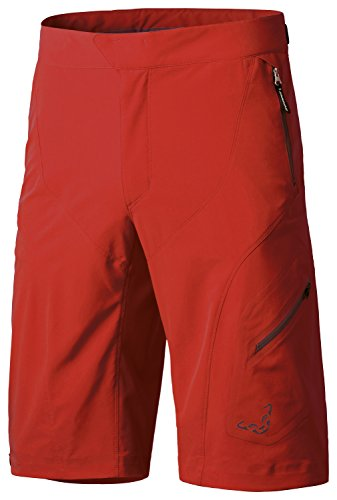 Dynafit Outdoor Hose kurz Transalper DST W Shorts - Pantalones cortos deportivos para mujer Fire Brick