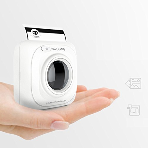 Meiyiu P1 Portable 4.0 Printer Thermal Photo Printer Phone Wireless Connection Printer by Meiyiu (Image #2)