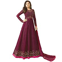 Delisa Ready Made Designer Indian Wear Anarkali Salwar Kameez Party Wear LT2