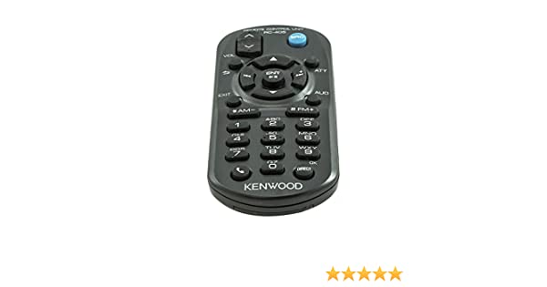 KENWOOD ORIGINAL REMOTE CONTROL KDCMP445U,KDCMP745U,KDCBT945U,KDCBT948HD