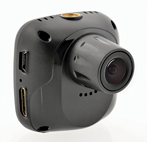 Cobra CDR 820 Drive HD 5.0MP 1080p Ultra Compact Dash Camera (Renewed)