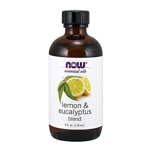 NOW Solutions Eucalyptus Essential Citronella Like