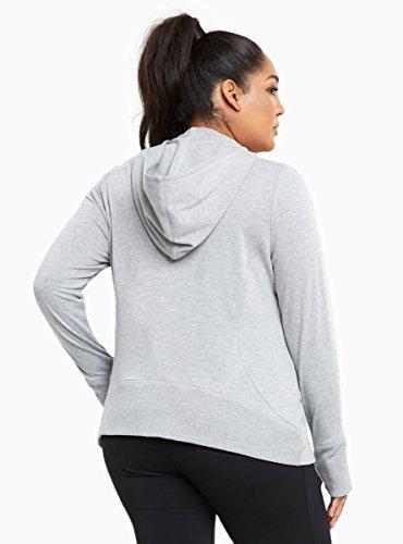 Torrid Active - Asymmetrical Zip Hoodie