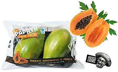 Brazilian Golden Papaya (Set of 6) by UGBP