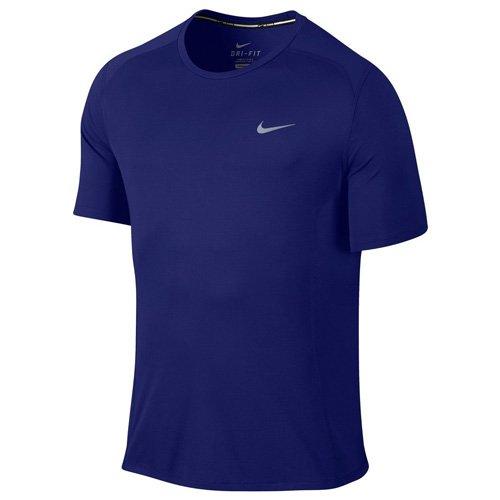 Blue Miler Shirt Royal Dry Nike Reflective T Silver Deep Herren OK6SaqUPw
