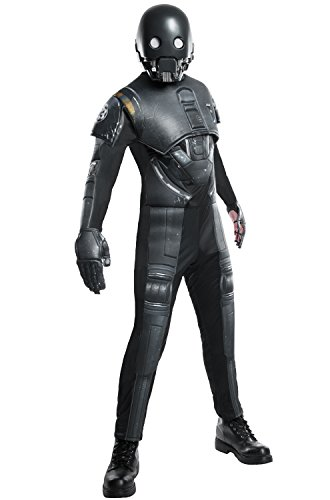Rubie's Men's Rogue One: A Star Wars Story Deluxe Seal Droid Costume, Multi Standard]()